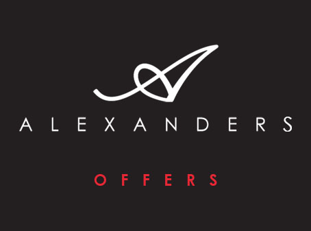 Alexanders Bar Special Offers